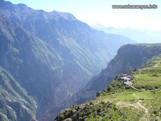 Colca Canyon Perú