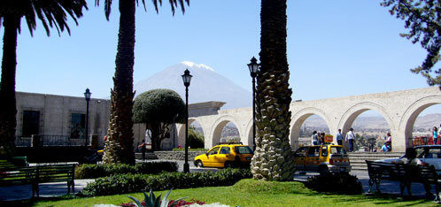 Yanahuara Arequipa tourism